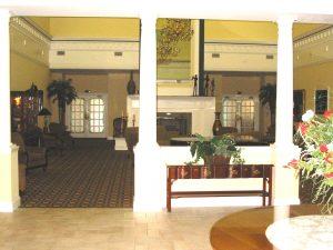 Four Seasons Lakewood clubhouse