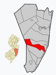 heritage bay barnegat map