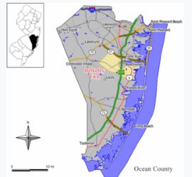holiday city berkeley silveridge map