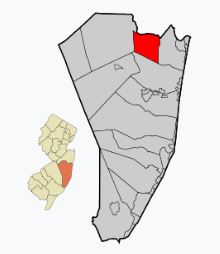 covington village lakewood map