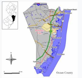 sonata bay berkeley map